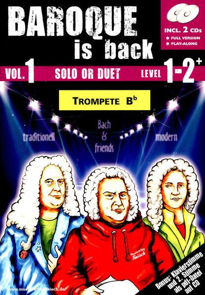 Musikverlag Raisch Baroque Is Back 1 Trumpet