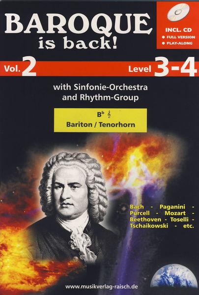 Musikverlag Raisch Baroque is Back 2 Tenorhorn