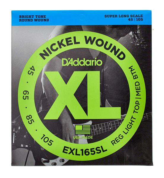 Daddario EXL165SL