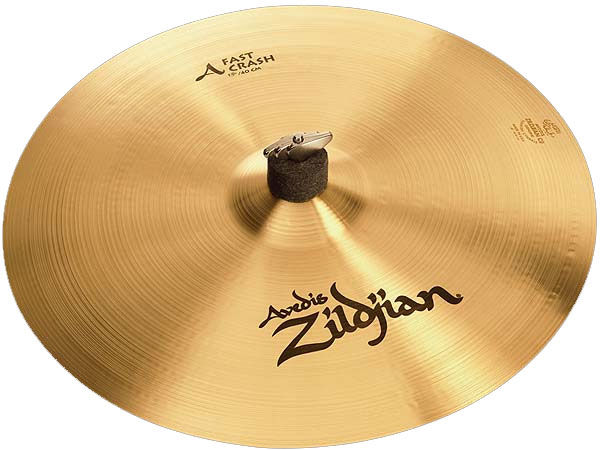 "Zildjian 17"" A-Series Fast Crash"