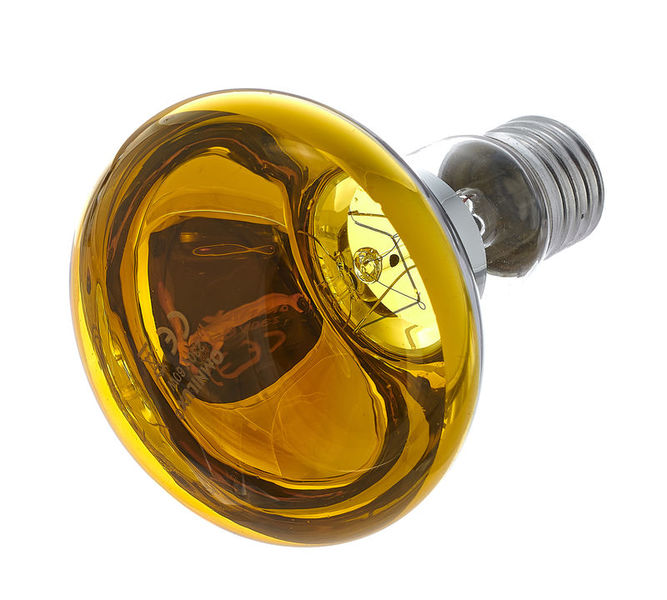 Omnilux R80 Lamp E27 Yellow