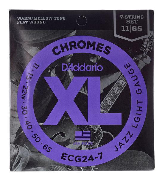Daddario ECG24-7