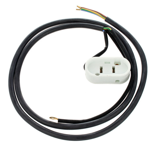 DTS GX16D Socket w. Cable 3x1,5mm²