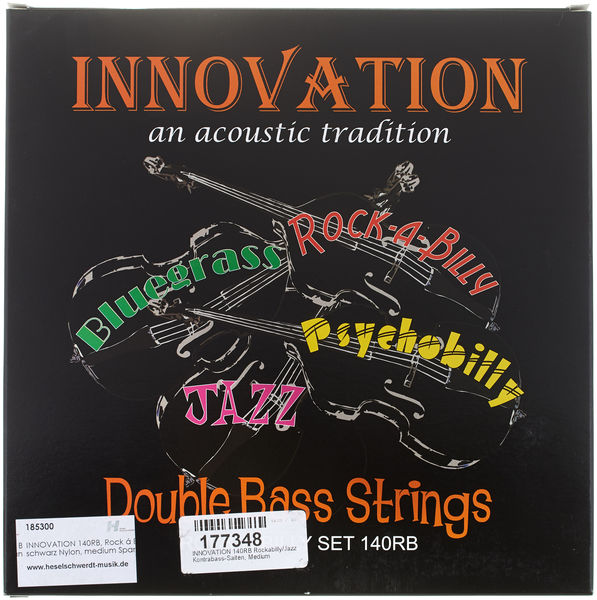 Innovation 140RB Rockabilly/Jazz 3/4
