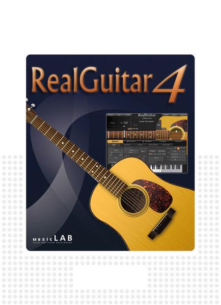 MusicLab Real Guitar 4