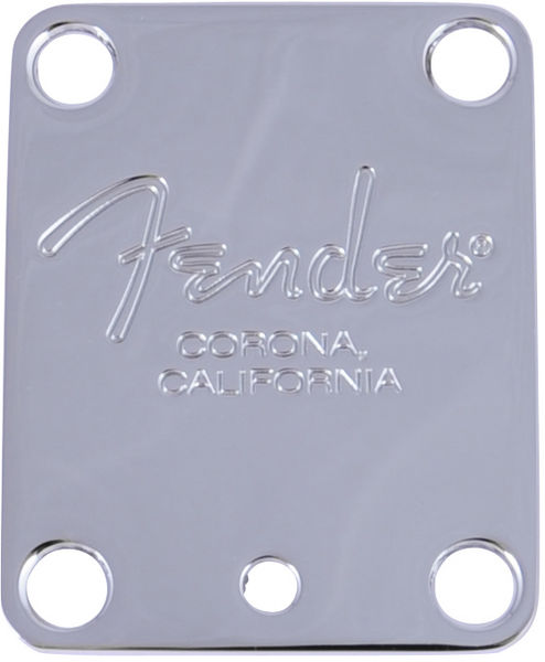 Fender Neck Plate Corona 5 Hole