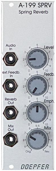 Doepfer A-199 Spring Reverb Module
