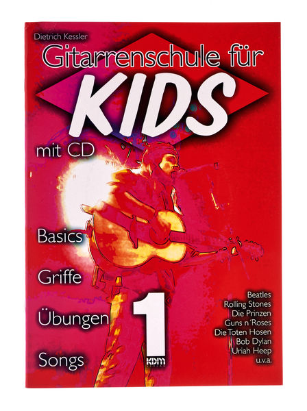 Alfred Music Publishing Gitarrenschule für Kids