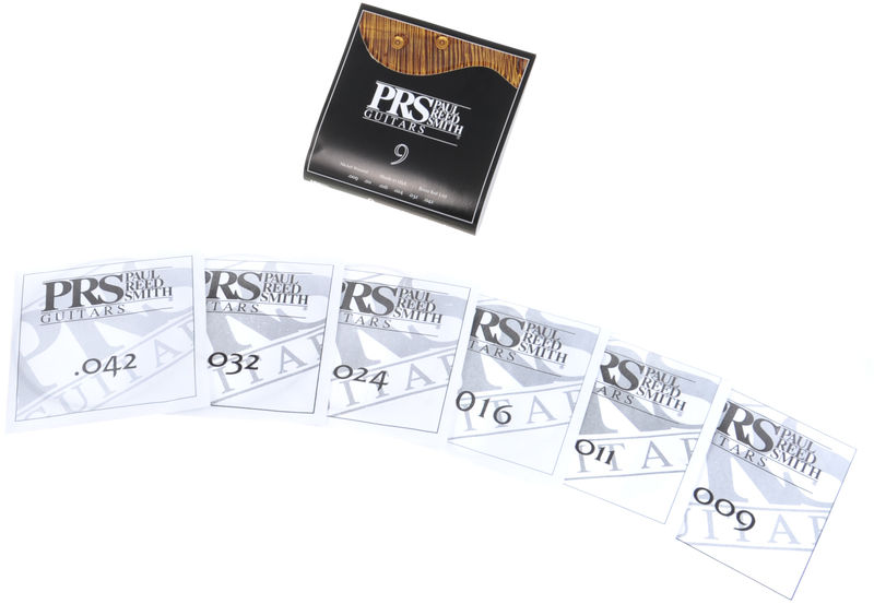 PRS Electric Gtr Strings 009