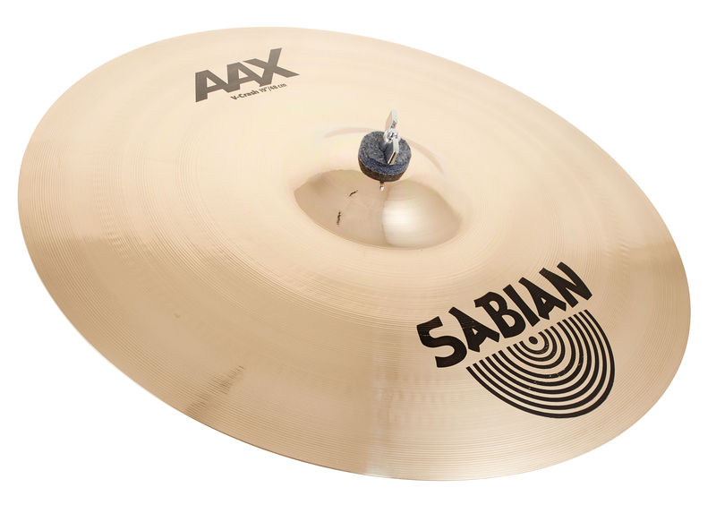 "Sabian 19"" AAX V-Crash"