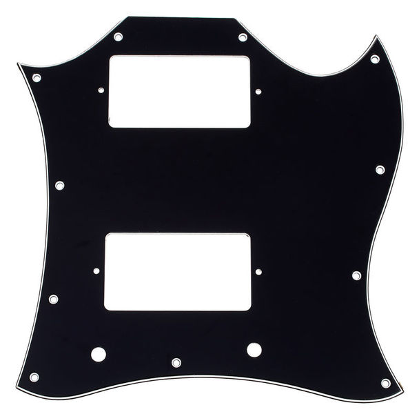 Göldo Pickguard Double Cut XSM3B
