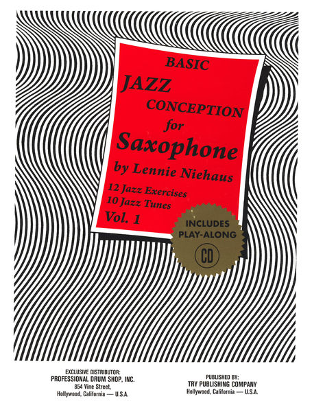 Niehaus Basic Jazz Concep. 1 Advance Music