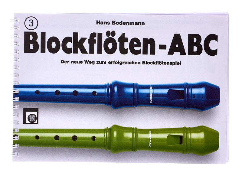 Edition Melodie Blockflöten ABC 3