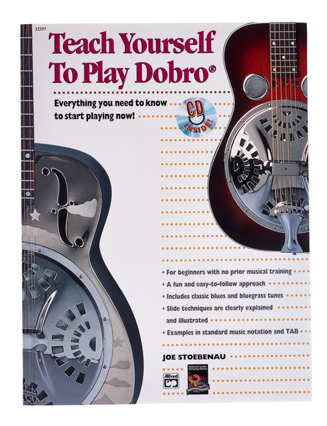 Teach Yourself to Play Dobro Alfred Music Publishing
