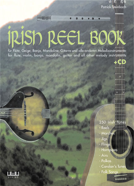 Irish Reel Book AMA Verlag