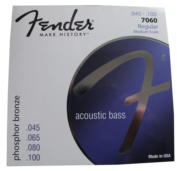 Fender 7060 Acoustic Bass Strings