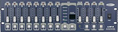 Showtec Lite 8 Controller DMX 512