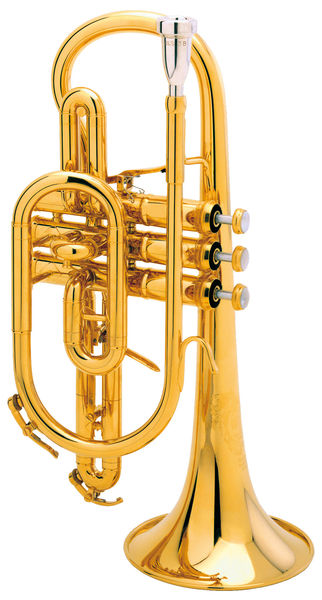 B&S 3142/2-GL Brochon Bb-Cornet