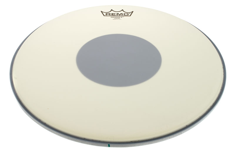 "Remo 14"" Emperor X Coated Dot"