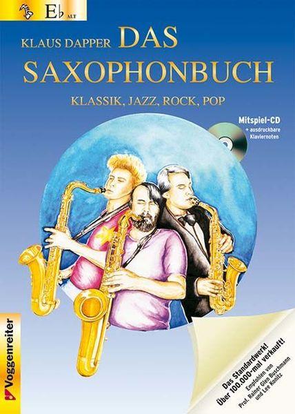 Voggenreiter Das Saxophonbuch Vol.1 A-Sax
