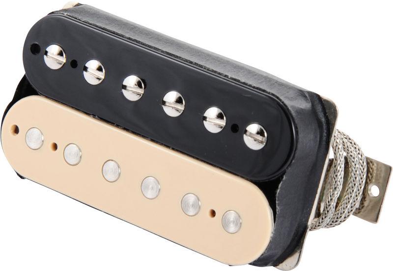 Gibson BurstBucker #1 Zebra