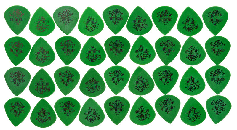 Dunlop Tortex Jazz Pick M3