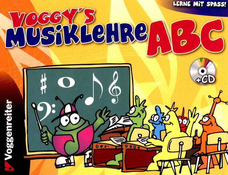 Voggenreiter Voggy's Musiklehre ABC