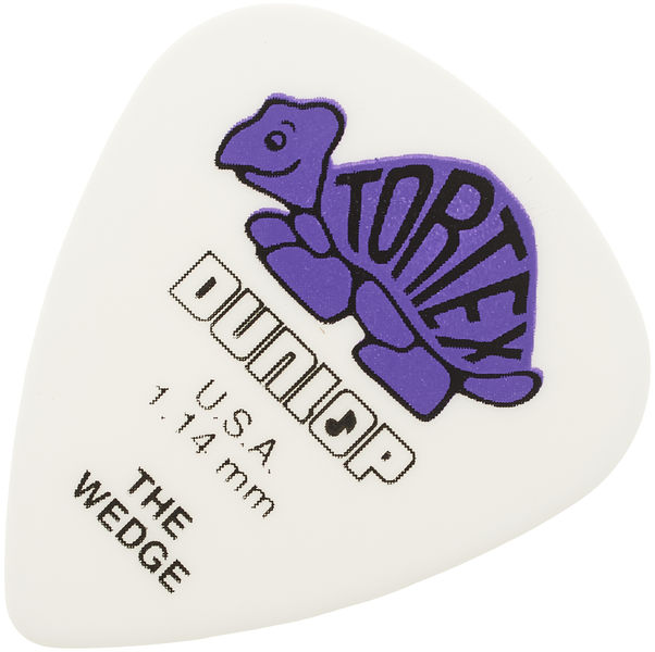 Dunlop Plektren Tortex Wedge 1,14(12)
