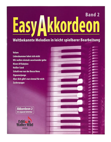 Edition Walter Wild Easy Accordion 2