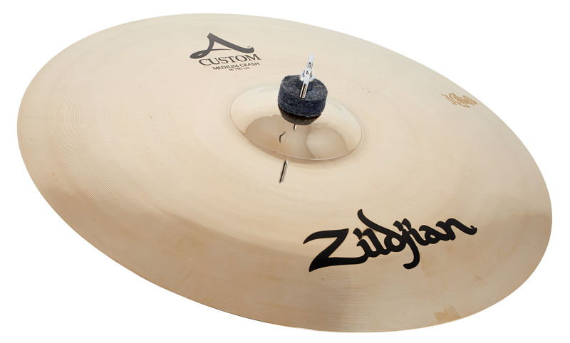 "Zildjian 16"" A-Custom Medium Crash"
