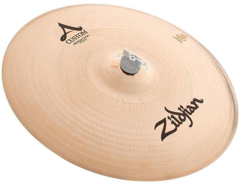 "Zildjian 17"" A-Custom Medium Crash"