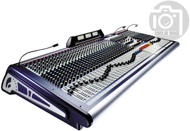 Soundcraft GB8-24+4