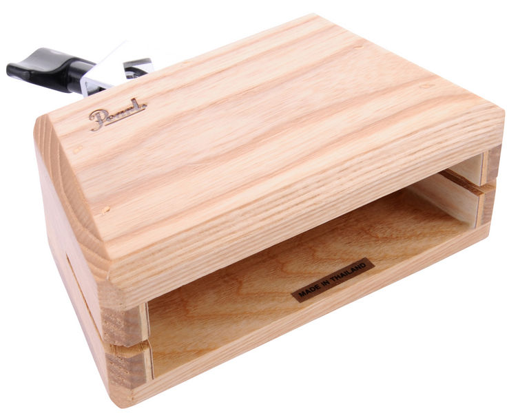 Pearl PAB-20 Wood Block with Holder