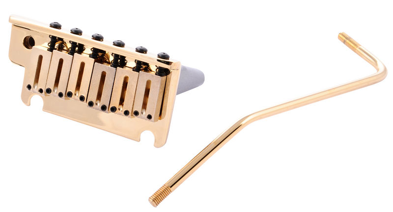 Fender American Strat Tremolo Gold