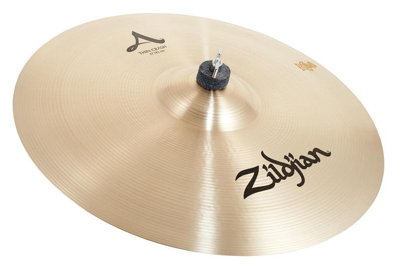 "Zildjian 17"" A-Series Thin Crash"