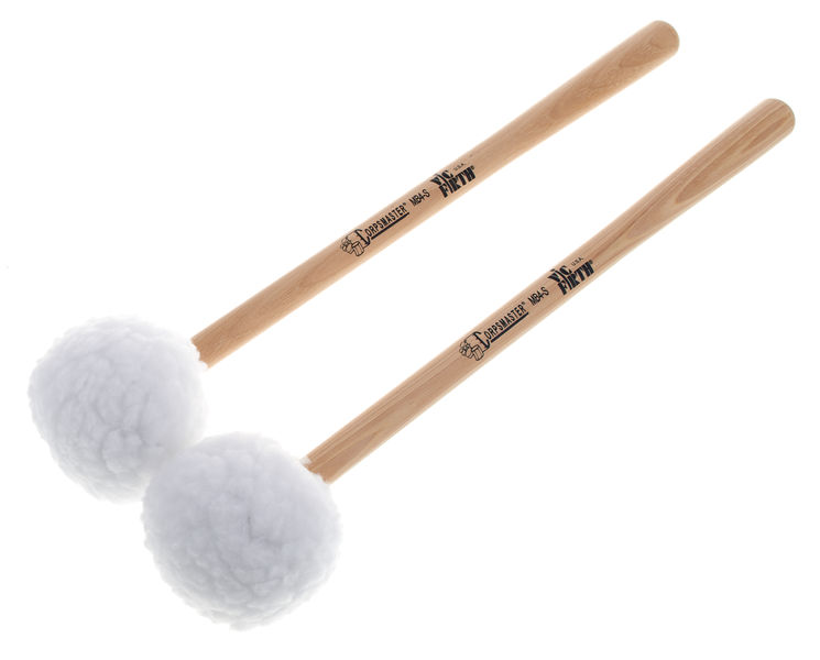 Vic Firth MB4 Soft Marching Bass Mallets