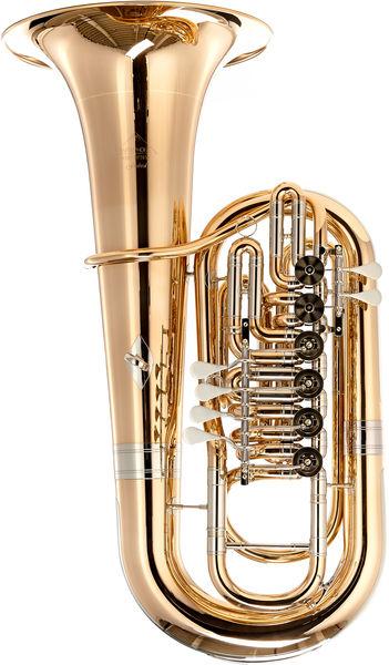 "Miraphone 281C 11000 ""Firebird"" F- Tuba"