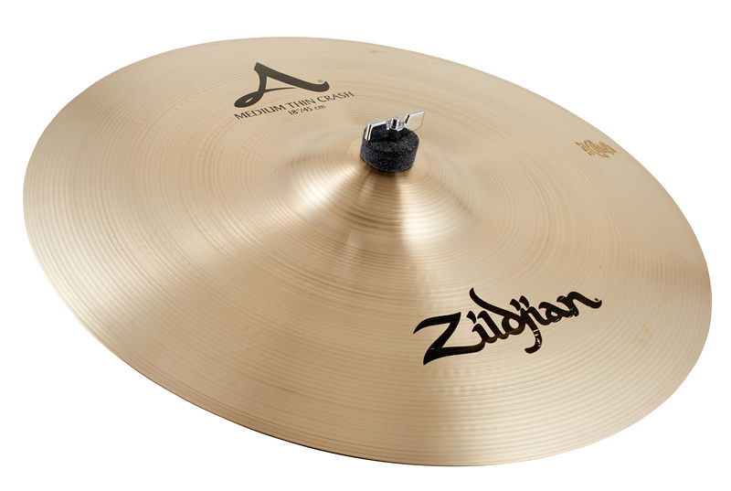 "Zildjian 18"" A-Series Medium Thin Crash"