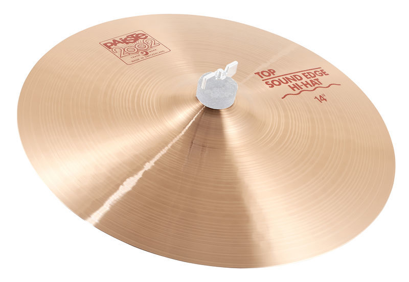 "Paiste Classic 14"" Sound Edge Hi-Hat"