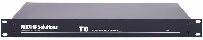 MIDI Solutions T8 Thru