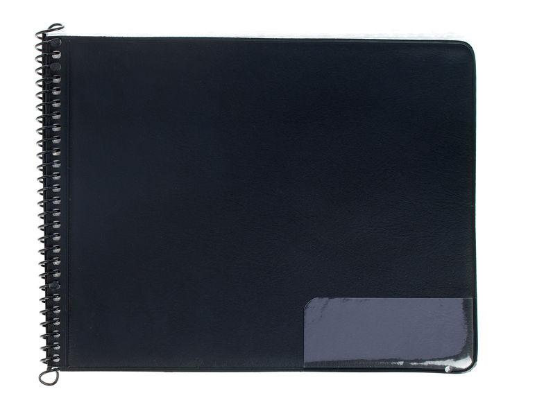 Star Marching Folder 246/25 Black