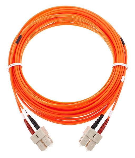 pro snake LWL Madi-Cable SC Duplex 10m