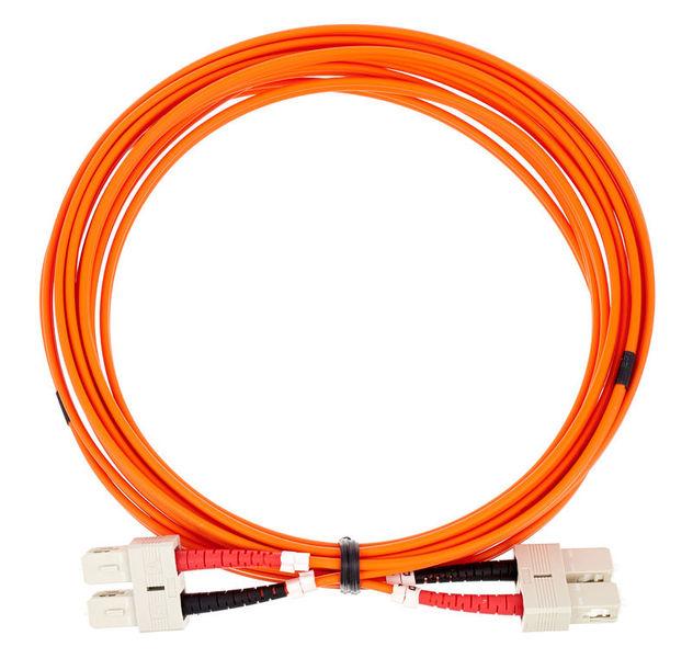 pro snake LWL Madi-Cable SC Duplex 5m