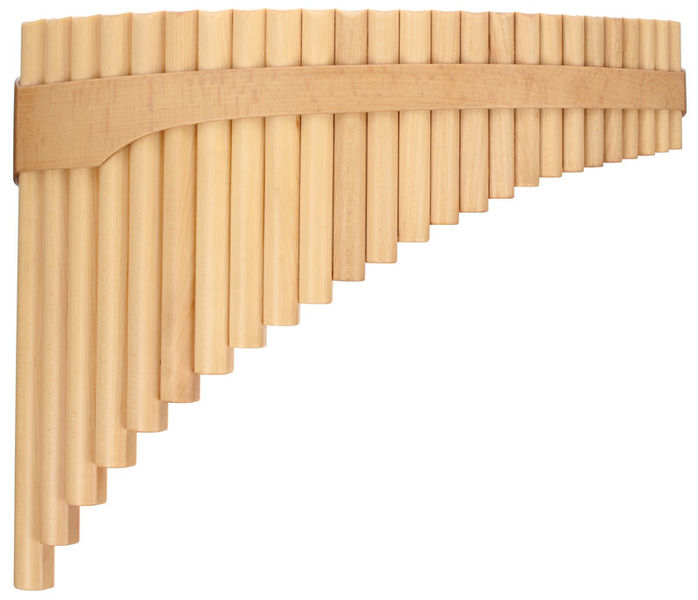 "Thomann Solist Panpipes Tenor D'-G""""25"