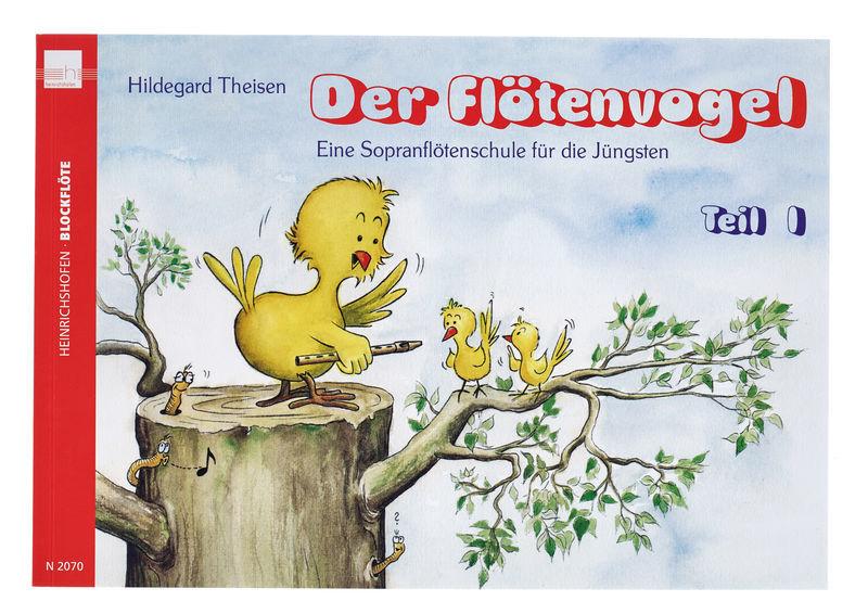 E Heinrichshofen Der Flötenvogel 1