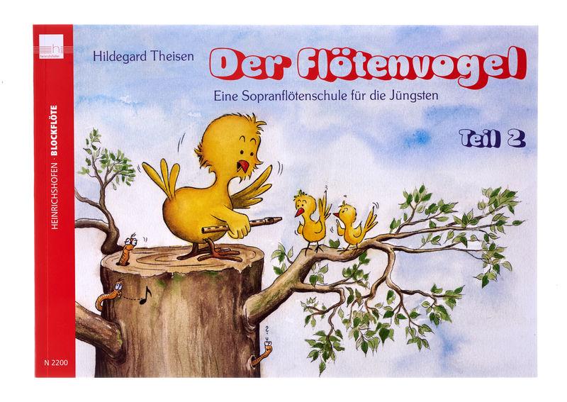 E Heinrichshofen Der Flötenvogel 2