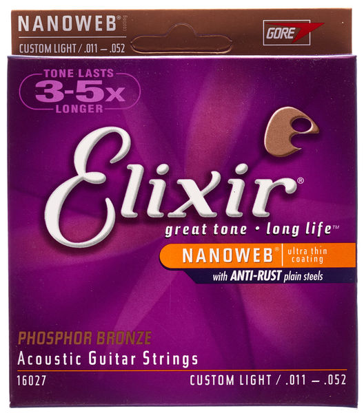 Elixir Nanoweb Custom Light Phosphor