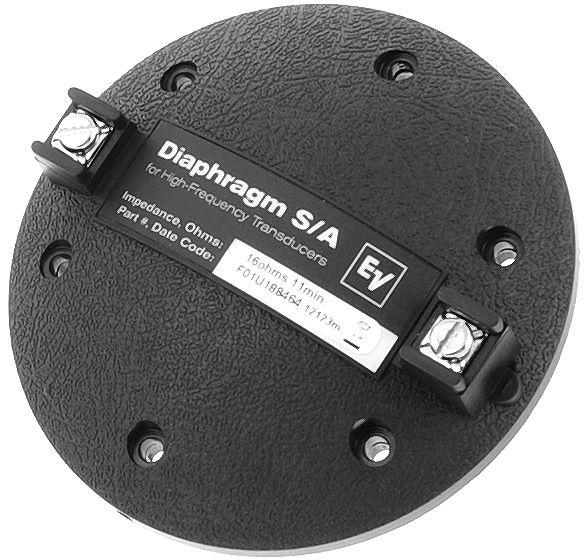 """EV DH1A-16 Diaphragm 3"""""""
