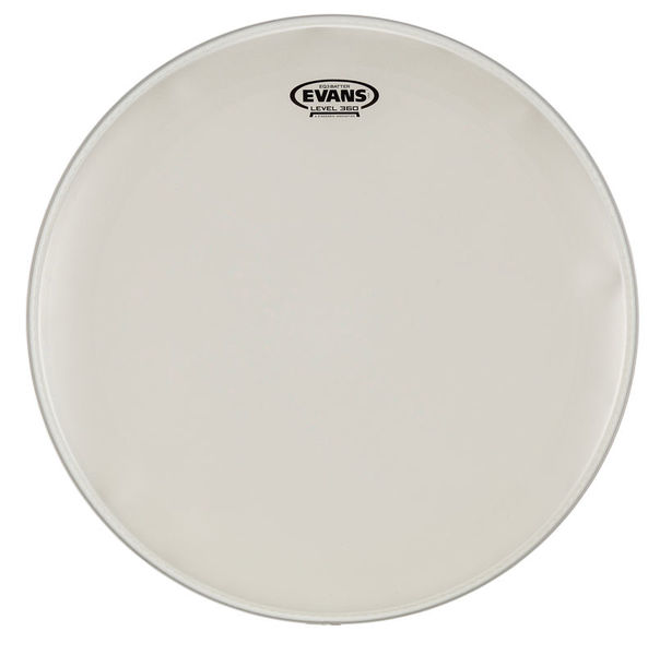 "Evans 20"" EQ3 Bass Drum Frosted"