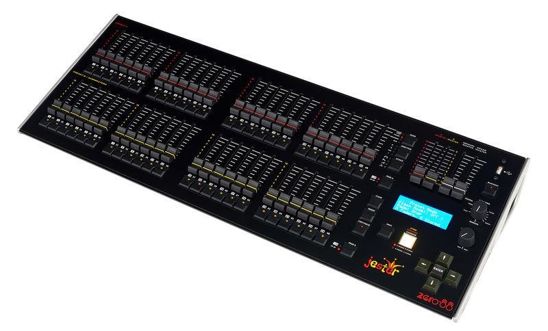 Zero 88 Jester 24/48 DMX Controller